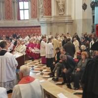 Festa della Salute, Venezia, Araldi del Vangelo-005