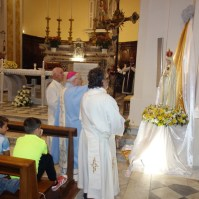 Madonna di Fatima a Gragnana (MS), Araldi del Vangelo-005