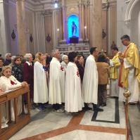 9-Madonna delle lacrime - Reliquia a Messina.-009