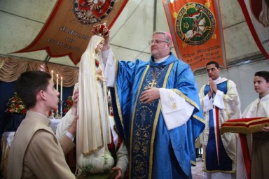 Coroação da Imagem do Imaculado Coração de Maria