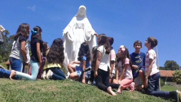Catequese Nossa Senhora do Rosário29