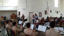 Apresentação musical 5