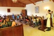 Visita para assistir o Presépio 6