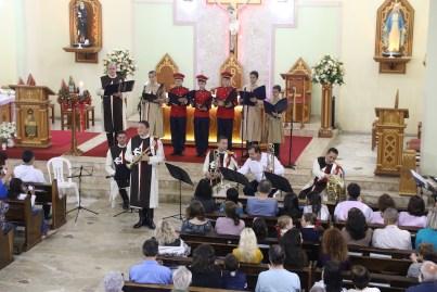 Cantata Igreja São Geraldo8