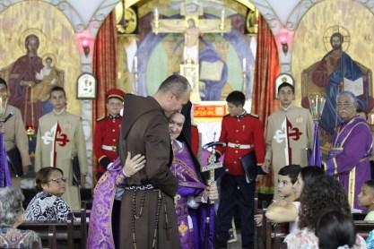 Cantata Igreja São Jorge Melquita3