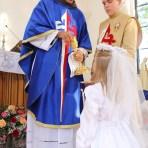 Batismo e Primeira Comunhão moças40
