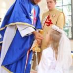 Batismo e Primeira Comunhão moças41