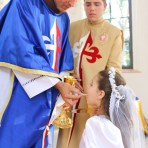 Batismo e Primeira Comunhão moças47