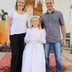 Batismo e Primeira Comunhão moças86