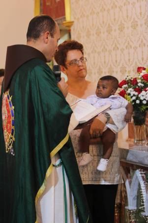 Consagração a Nossa Senhora no final