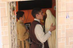 Visitas as casas com a Imagem Peregrina do Imaculado Coração de Maria