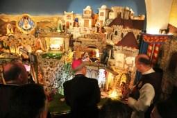 Inauguração do Presépio Arautos (1)