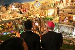 Inauguração do Presépio Arautos (2)