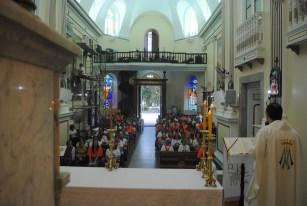 Encontro dos Movimentos Marianos em Cantagalo