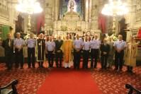Missa e apresentação musical na abertura da Semana da Asa - Igreja da Candelária , Rio de Janeiro