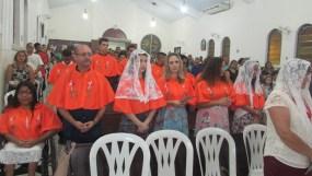 Consagração em Macaé