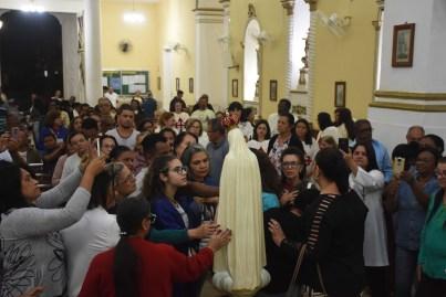 Missa na Paróquia São Gonçalo - Campos dos Goytacazes