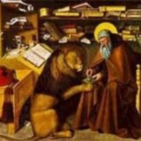 O Santo e o Leão