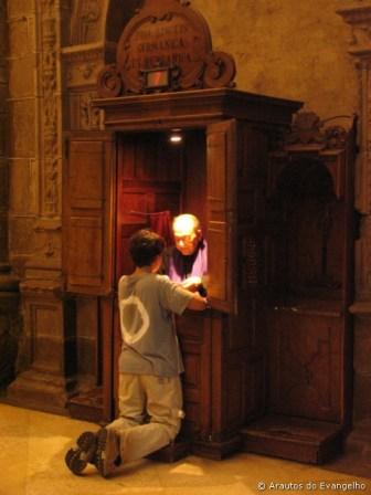 Espanha confessionário