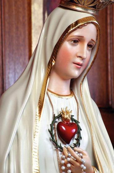 Inmaculado Corazón de María - Serie 33 -Fondo SRM - Serie de fotos del día 29 06 2005