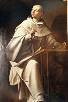 San Bernardo por Philippe Quantin Museo Dijon Francia_008