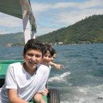 Passeio de barco em Angra dos Reis - RJ