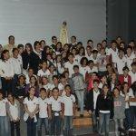 Apresentação dos Arautos do Evangelho no Colégio Divino Mestre