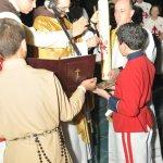 Celebração da Vigília Pascal nos Arautos do Evangelho