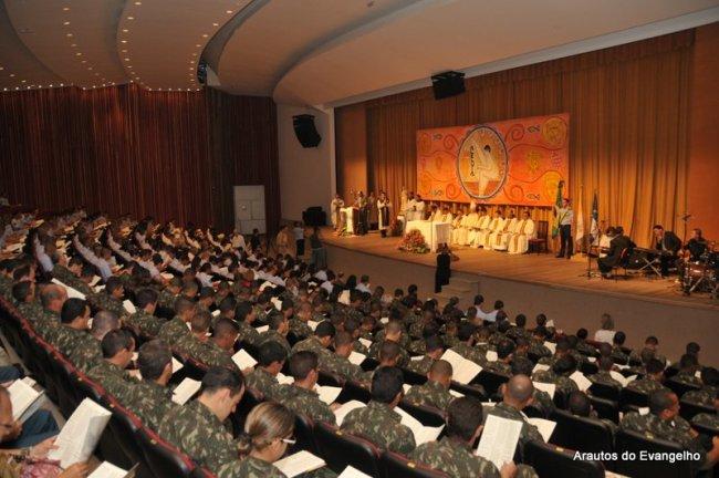 Páscoa dos Militares em Recife