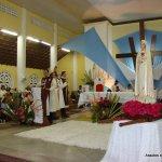 Início da Novena de Nossa Senhora de Fátima em Paulo Afonso - BA