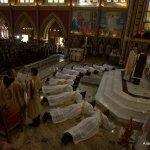 Ordenação presbiteral nos Arautos do Evangelho