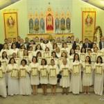 Consagração a Nossa Senhora na sede dos Arautos do Evangelho em Recife