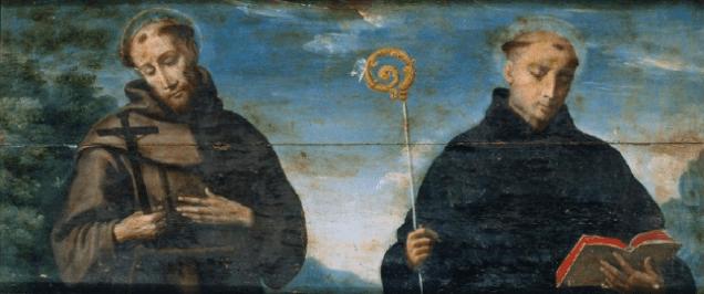 São_Francisco_de_Assis_e_São_Bento_de_Núrsia_(c._1620-30)_-_André_Reinoso_(Museu_de_Lamego)