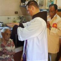 A unção dos enfermos, fonte constante de graças