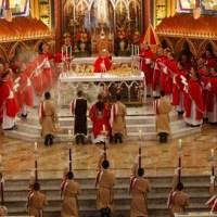 Visões do Padre Reus sobre a Santa Missa