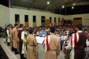 Cantata Natalina na Paróquia São José - Maruípe