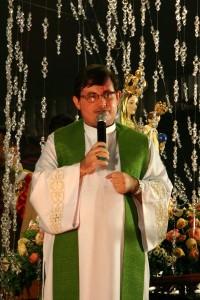 Pe. Hiller Stefanon, conselheiro espiritual da RCC no estado do Espírito Santo