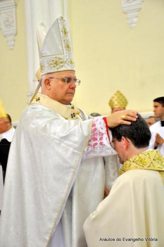 Ordenação Episcopal de Frei Rubens Sevilha, OCD
