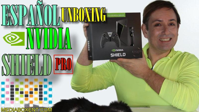 UNBOXING EL NUEVO 2017 NVIDIA SHIELD PRO SERVER es una bestia streaming. Obtenga el video HDR 4K más rápido y suave para un entretenimiento ilimitado. Mire películas o programas, disfrute de la música o