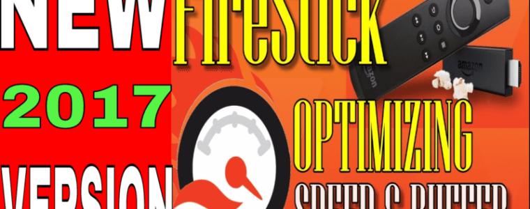 MAKE YOUR AMAZON FIRE STICK MEGA FAST - Optimizing FireStick -