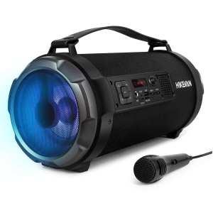 Bluetooth Boombox Stereo Speaker