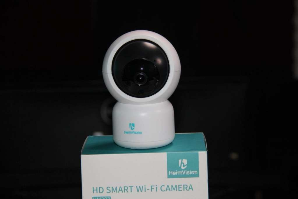heimvision HM203 1080P Security Camera with Smart Night