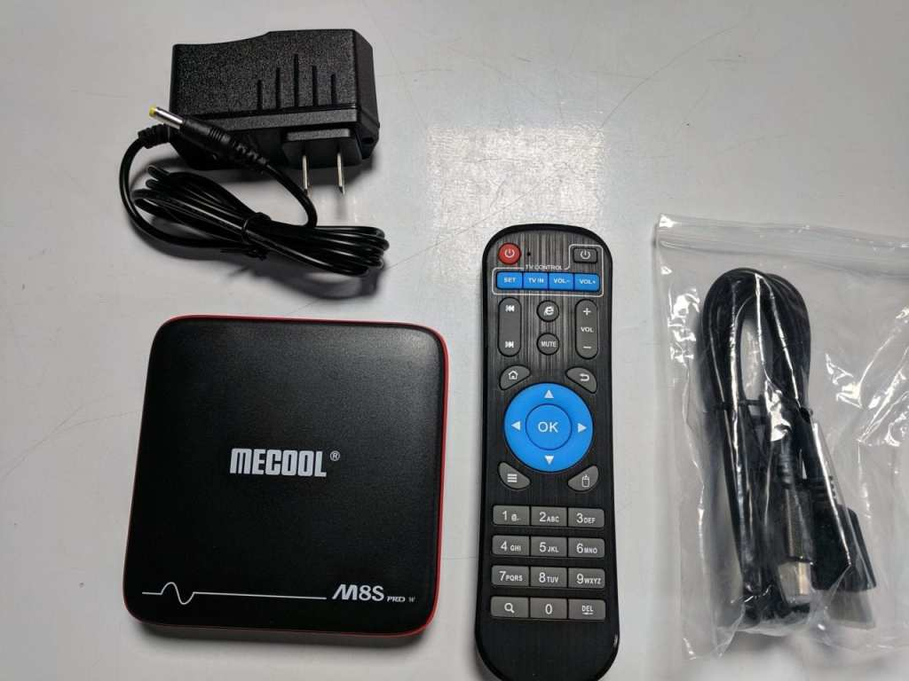MECOOL Android Box