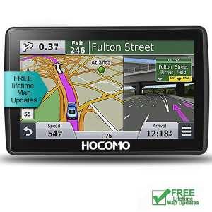 HOCOMO GPS