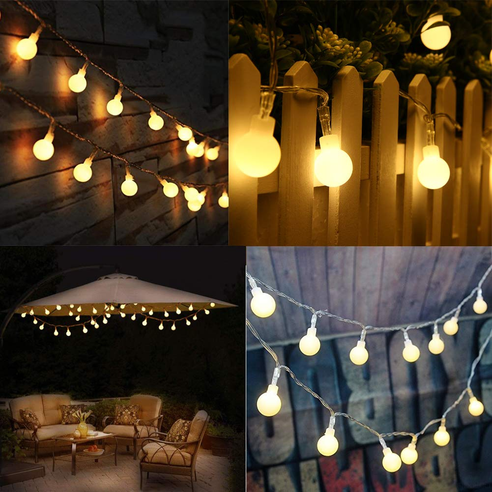 WATER PROOF LED STRING LIGHTS