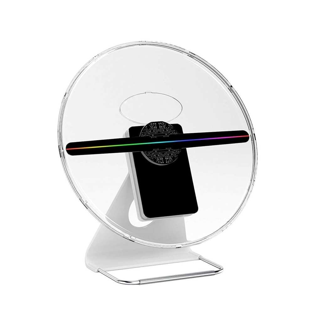 3D Hologram Advertising Display Fan
