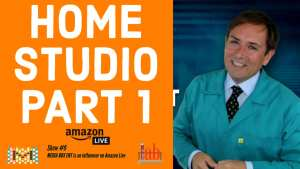 AMAZON HOME STUDIO PART 1