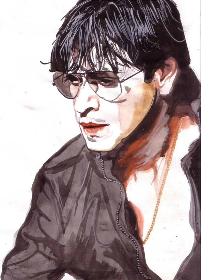 image-SAhahrukh-Khan--Saurabh-Turakhias-passion-for-celebrity-portraits-mediabrief