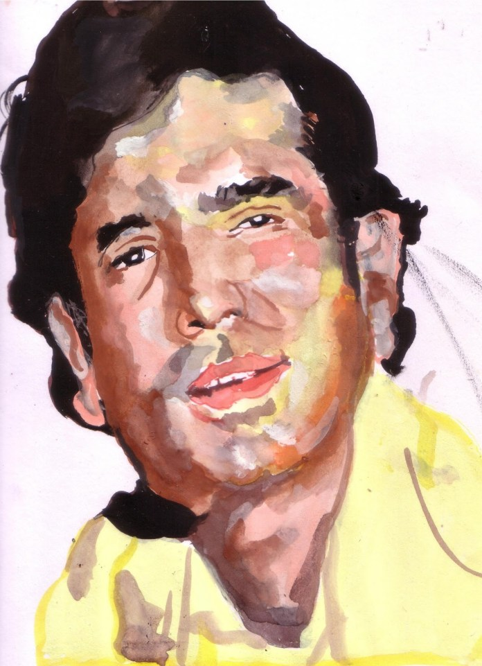 image-Rajesh-Khanna--Saurabh-Turakhias-passion-for-celebrity-portraits-mediabrief