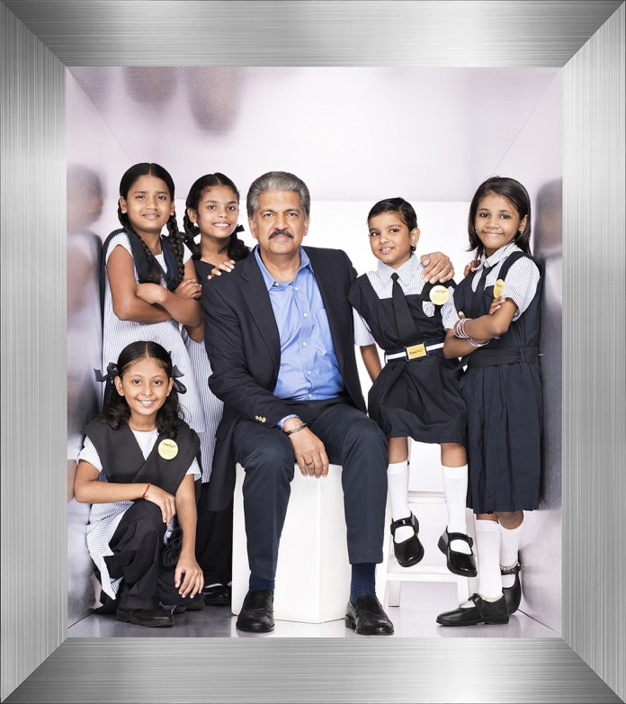 image-Anand-Mahindra-with-Nanhih-Kalis-proud-fathers-for-daughters-Nanhi-Kali-Mediabrief